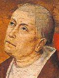 Cusanus, Nicolaus (családi nevén Cryfftz v. Krebs)